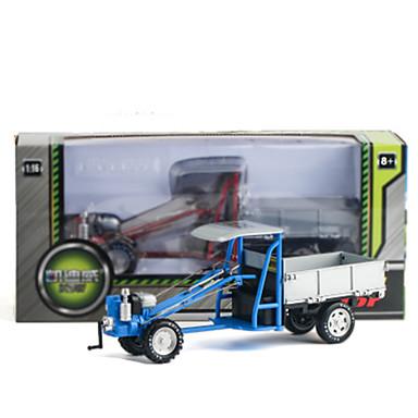 KDW Terugtrekvoertuigen Boerderijvoertuig Speeltjes Automatisch Metaallegering Stuks Unisex Geschenk