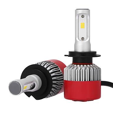 H7 Auto Leuchtbirnen 36W W Integrierte LED 3600lm lm LED Scheinwerfer