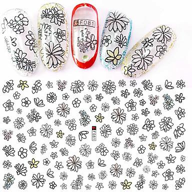 1 Nail Art autocolant 3D Acțibilduri de Unghii machiaj cosmetice Nail Art Design