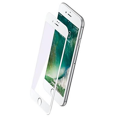 Screenprotector Apple voor iPhone 6s Plus iPhone 6 Plus Gehard Glas 1 stuks Volledige behuizing screenprotector Ultra dun 2.5D gebogen