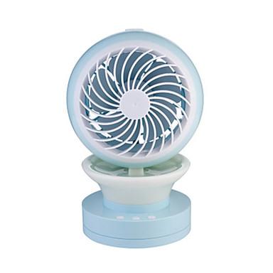 Luchtkoelventilator LED Bevestiging Replicatie Koel en Verfrissend Windsnelheidsregeling Batterij