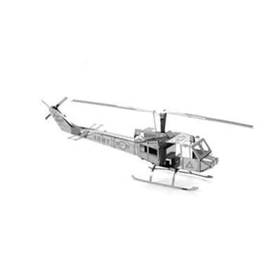 Puzzle 3D Elicopter Distracție Teak Clasic
