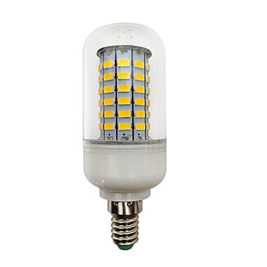 4.5W 600-650 lm E14 B22 LED-bollampen T 69 leds SMD 5730 Warm wit Koel wit AC 85-265V