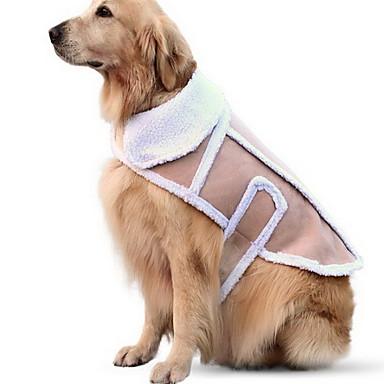 Câine Γιλέκο Îmbrăcăminte Câini Casul/Zilnic Solid Kaki Costume Pentru animale de companie