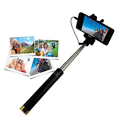 selfie stick selfie stickand para iphone 8 7 samsung galaxy s8 s7 para ios / telefone Android huawei xiaomi nokia