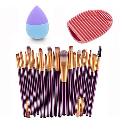 Puderquasten/Kosmetikbürsten Make-up Pinsel Pinsel Taschen & Reiniger Trocken Unebener Hautton Sonstiges