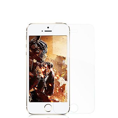 Screenprotector voor Apple iPhone SE/5s Gehard Glas 1 stuks Voorkant screenprotector 9H-hardheid 2.5D gebogen rand Explosieveilige Ultra