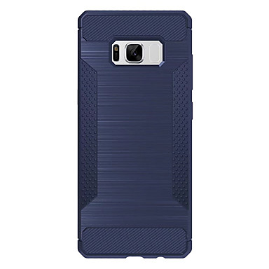 Maska Pentru Samsung Galaxy S8 Plus S8 Anti Șoc Carcasă Spate Linii / Valuri Moale TPU pentru S8 S8 Plus S7 edge S7