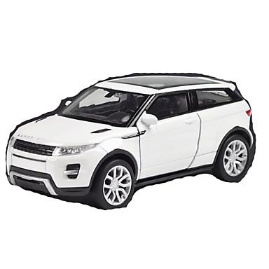 Jucării pentru mașini Vehicul Die-cast Model Mașină Motocicletă SUV Dreptunghiular Simulare Clasic Clasic Băieți Unisex
