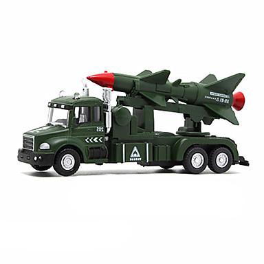 Spielzeug-Autos Spielzeuge Modellauto Militärfahrzeuge Spielzeuge Musik & Licht Panzer Streitwagen Metalllegierung Stücke Unisex Geschenk