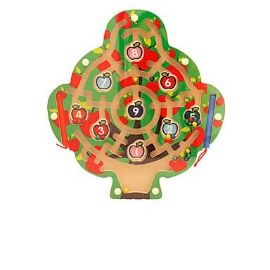 Bordspellen Magnetische doolhoven Speeltjes Magnetisch PVC Stuks Kind Geschenk