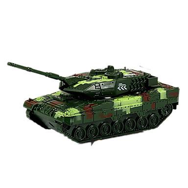 Spielzeug-Autos Aufziehbare Fahrzeuge Panzer Spielzeuge Panzer Schleppe Metalllegierung Metal Stücke Unisex Geschenk
