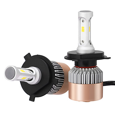 H4 Car Light Bulbs 36 W Integrated LED 3600 lm LED Headlamp For
