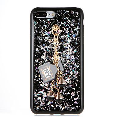Voor apple iphone 7 plus iphone 7 iphone 6s plus iphone 6 plus iphone 6s iphone 6 diy case achterkant case glitter shine soft tpu
