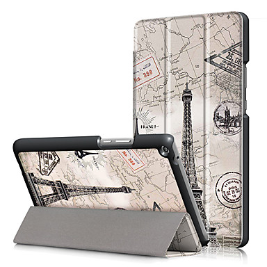 Case For Huawei Full Body Cases Tablet Cases Hard PU Leather for