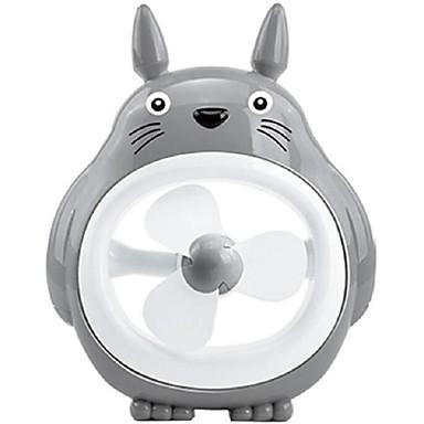 Ventilator de răcire a aerului Designul handheld Răcoros și răcoritor Lumină și convenabilă Quiet și Mute USB