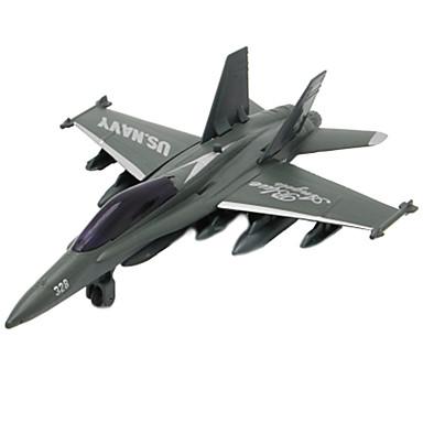 Spielzeuge Modellbausätze Kämpfer Spielzeuge Flugzeug Kämpfer Metalllegierung Stücke Unisex Geschenk