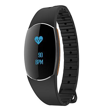 Brățări SmartRezistent la Apă Calorii Arse Pedometre Sporturi Monitor Ritm Cardiac Ecran tactil Informație Control Mesaj Controlul APP
