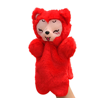 Fingerpuppen Bildungsspielsachen Puppen Stofftiere Spielzeuge Fuchs Tier Tiere Tactel Kinder Geschenk