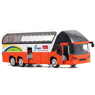 لعبة سيارات سيارات السحب حافلة ألعاب محاكاة حافلة سبيكة معدنية معدن قطع للجنسين هدية