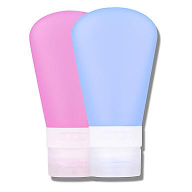 Reisetassen / taza Hygieneartikel für Hygieneartikel Weiß Blau Rosa