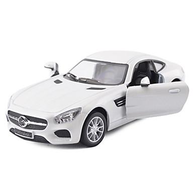 Jucării pentru mașini Vehicul cu Tragere Vehicul de Construcție Jucarii Simulare Aliaj Metalic MetalPistol Bucăți Cadou