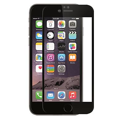Displayschutzfolie für Apple iPhone 6s Plus iPhone 6 Plus Hartglas Bildschirmschutz für das ganze Gerät 9H Härtegrad 2.5D abgerundete
