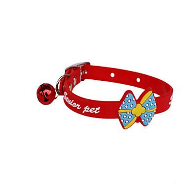 كلب ياقة لطيف ومحبوب تصميم الكارتون كارتون سيليكون أحمر أزرق