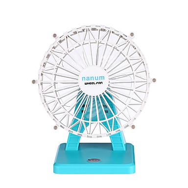 Ventilator de răcire a aerului Reglarea vitezei vântului Răcoros și răcoritor Schimbător tactil Baterie