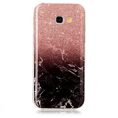 غطاء من أجل Samsung Galaxy A5(2017) A3(2017) IMD نموذج غطاء خلفي حجر كريم ناعم TPU إلى A3 (2017) A5 (2017)