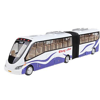 Vehicul Die-cast Vehicul cu Tragere Jucării pentru mașini Vehicul de Fermă Jucarii Mașină Autobuz Aliaj Metalic Bucăți Unisex Cadou
