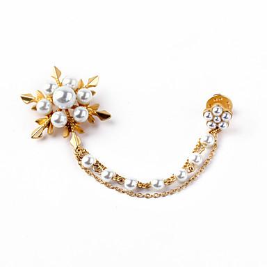 للمرأة دبابيس موضة شخصية euramerican في سبيكة مجوهرات من أجل زفاف حزب مناسبة خاصة