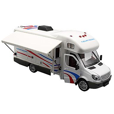 Speelgoedauto's Speeltjes Truck Speeltjes Simulatie Muziek en licht Vrachtwagen Metaallegering Stuks Unisex Geschenk