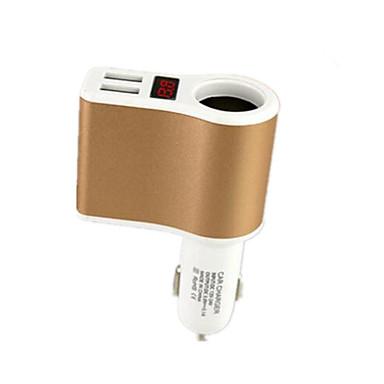 Schnellladen Sonstiges 2 USB Anschlüsse Nur als Ladegerät DC 5V/2.1A