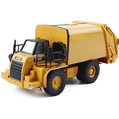 Speelgoedauto's Gegoten voertuigen Terugtrekvoertuigen Constructievoertuig Boerderijvoertuig Speeltjes Automatisch Metaallegering Stuks