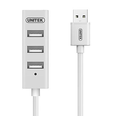 4 أوسب هاب USB 2.0 مع سلك مانجيمنت مركز البيانات USB 2.0