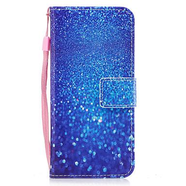hoesje Voor Samsung Galaxy S8 Plus S8 Kaarthouder Portemonnee met standaard Flip Magnetisch Patroon Volledig hoesje Marmer Hard PU-nahka