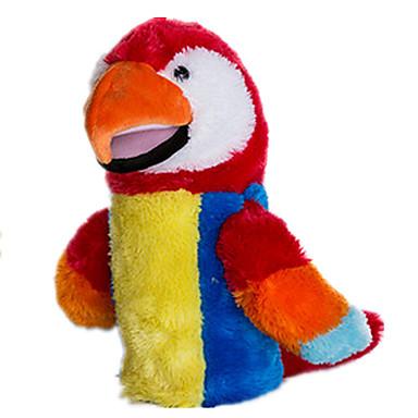 Marionetten Handpuppe Spielzeuge Tier Parrot Niedlich lieblich Plüsch Kind Stücke