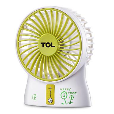 Ventilator Staand Ontwerp Koel en Verfrissend Licht en comfortabel Stil en Stom Windsnelheidsregeling USB