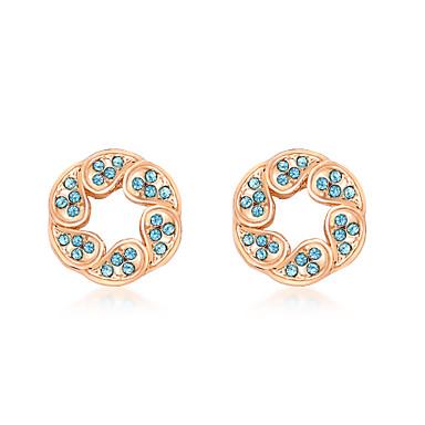 للمرأة حلقات مجوهرات مخصص موضة euramerican في أحجار الراين سبيكة مجوهرات مجوهرات من أجل زفاف حزب الذكرى السنوية