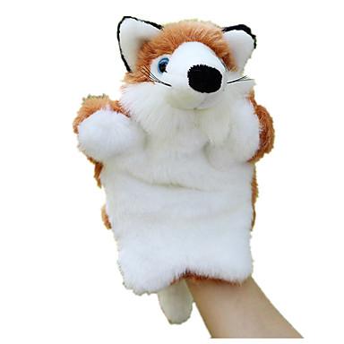 عرائس الأصابع دمى عرائس ألعاب محشوة ألعاب خنزير حيوان جذاب الحيوانات محبوب قطيفة تاكتيل للأطفال قطع