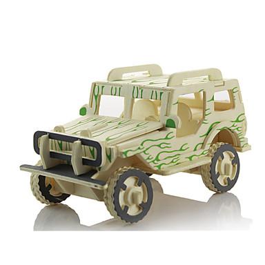 Puzzle 3D Puzzle Modele de Lemn 3D Reparații Lemn