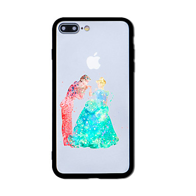 Voor case cover patroon achterkant case tegel harde acryl voor iphone 7 plus 7 6s plus 6 plus 6s 6 se 5s 5