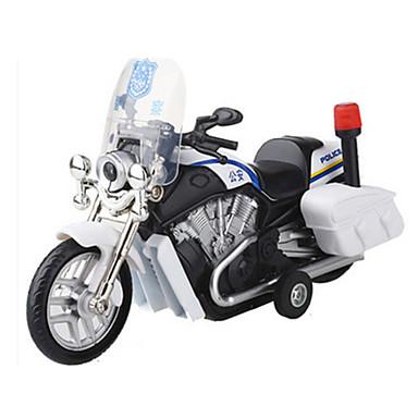 Speelgoedmotoren Modelauto Terugtrekvoertuigen Legervoertuig Speeltjes Muziek en licht Trein Metaal Stuks Niet gespecificeerd Geschenk