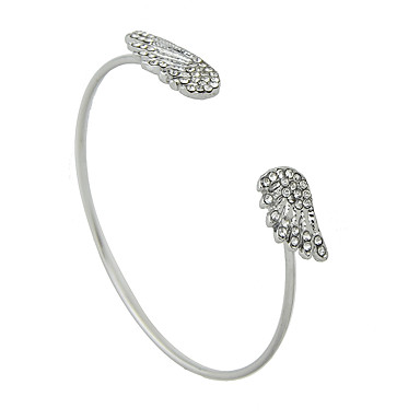للمرأة أساور اصفاد الصداقة سبيكة Round Shape مجوهرات إلى عيد ميلاد قطعة