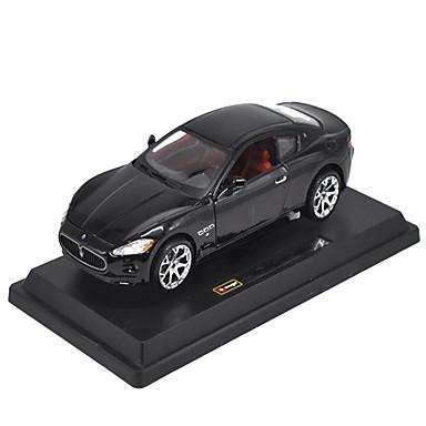 Speelgoedauto's Speeltjes Modelauto Motorfietsen SUV Speeltjes Inrichting artikelen Simulatie Muziek en licht Rechthoekig Metaallegering