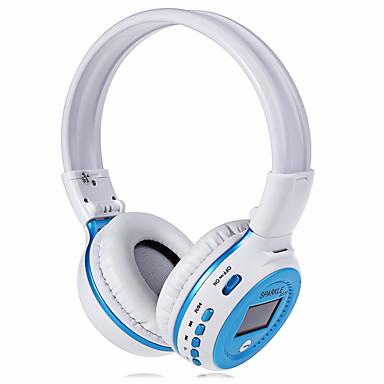 ZEALOT B570 لاسلكي Headphones المحرك المتوازن بلاستيك الهاتف المحمول سماعة مع التحكم في مستوى الصوت مع ميكريفون عزل الضوضاء سماعة