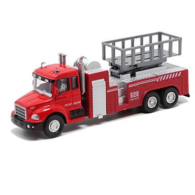 Spielzeug-Autos Fahrzeuge aus Druckguss Aufziehbare Fahrzeuge Feuerwehrauto Spielzeuge Anderen Feuerwehr Autos Metalllegierung Stücke
