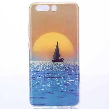 Für huawei p10 tpu blaue Meer Segel Fall Deckung Schutzhülle