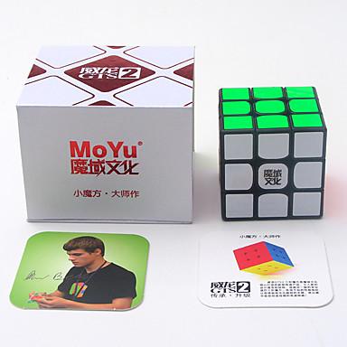 مكعب روبيك Weilong السلس مكعب سرعة مكعبات سحرية قطع تركيب3D ملصقات تركيب مخفف الضغط ألعاب تربوية لغز مكعب ملصقات مصقولة اصنع بنفسك